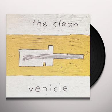Clean VEHICLE Vinyl Record