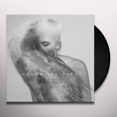 Young The Giant MIND OVER MATTER Vinyl Record - Digital Download Included