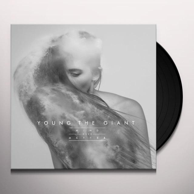Young The Giant MIND OVER MATTER Vinyl Record