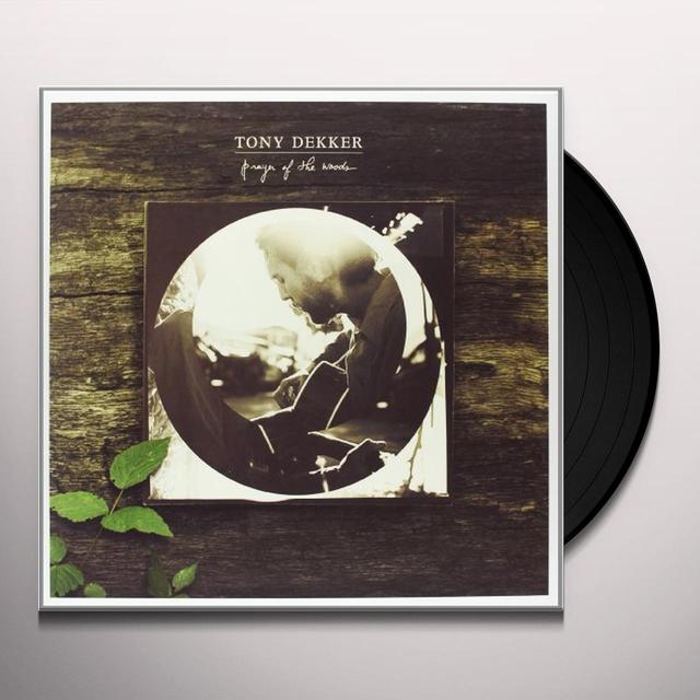 Tony Dekker PRAYER OF THE WOODS Vinyl Record