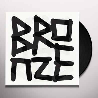 Bronze COPPER Vinyl Record