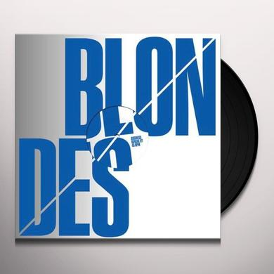 Blondes BUSINESS/PLEASURE Vinyl Record