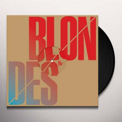 Blondes WINE/WATER Vinyl Record