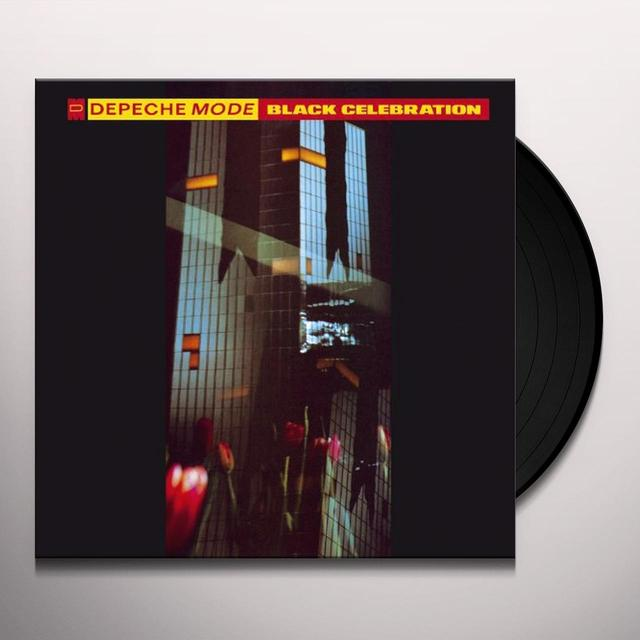 Depeche Mode BLACK CELEBRATION Vinyl Record - 180 Gram Pressing
