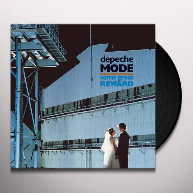 Depeche Mode SOME GREAT REWARD Vinyl Record - 180 Gram Pressing