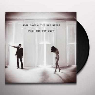 Nick Cave & The Bad Seeds PUSH THE SKY AWAY Vinyl Record - 180 Gram Pressing, Digital Download Included