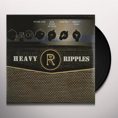 HEAVY RIPPLES / VARIOUS Vinyl Record