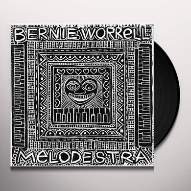 Bernie Worrell MELODESTRA Vinyl Record