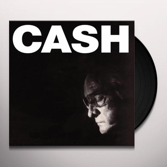 Johnny Cash AMERICAN IV: THE MAN COMES AROUND Vinyl Record
