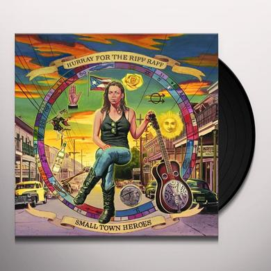 Hurray For The Riff Raff SMALL TOWN HEROES Vinyl Record