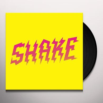 Diamond Youth SHAKE Vinyl Record