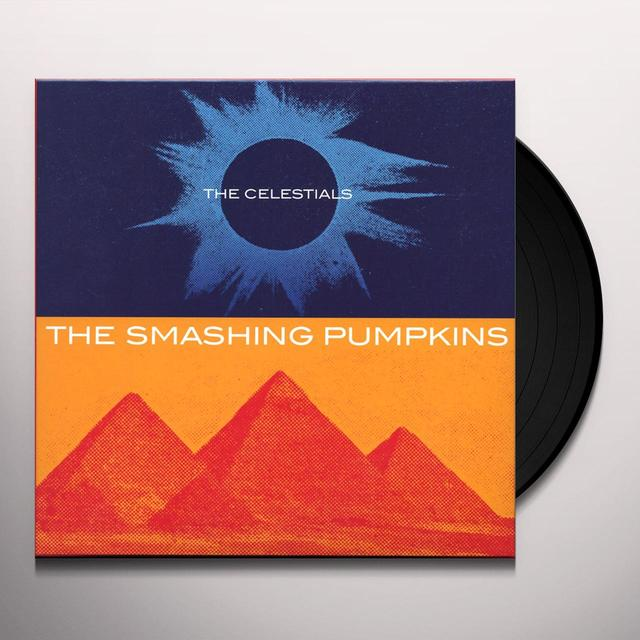 The Smashing Pumpkins CELESTIALS Vinyl Record