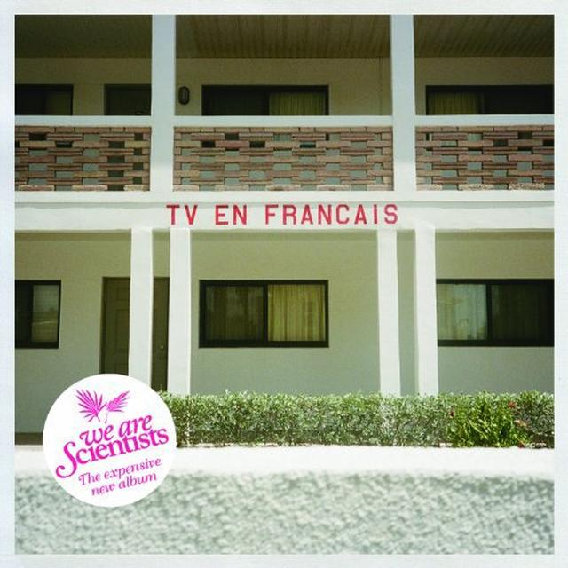 We Are Scientists TV EN FRANCAIS Vinyl Record