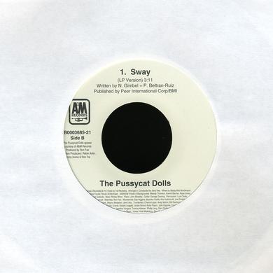 Pussycat Dolls SWAY Vinyl Record