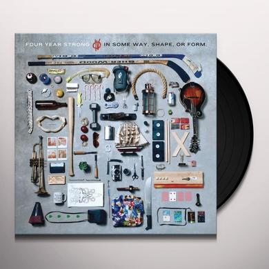 Four Year Strong IN SOME WAY SHAPE OR Vinyl Record