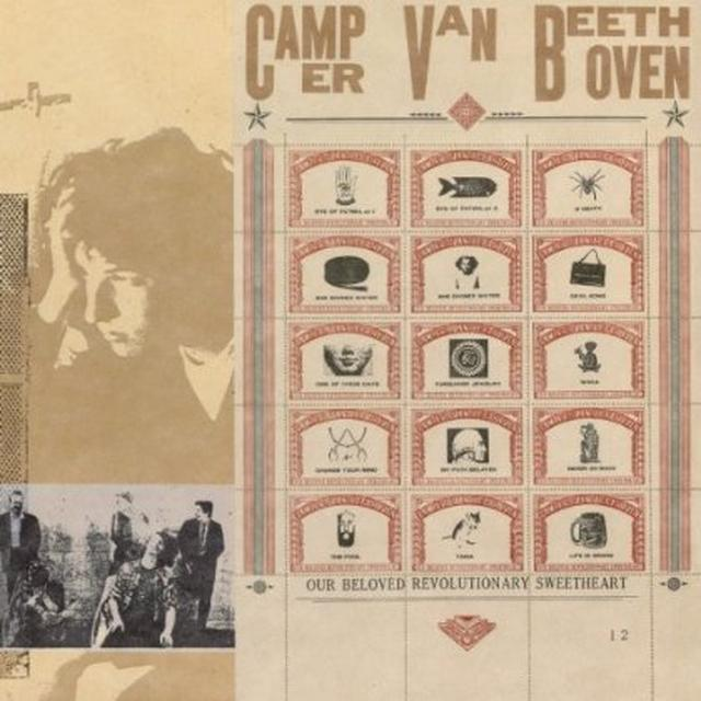 Camper Van Beethoven OUR BELOVED REVOLUTIONARY SWEETHEART Vinyl Record