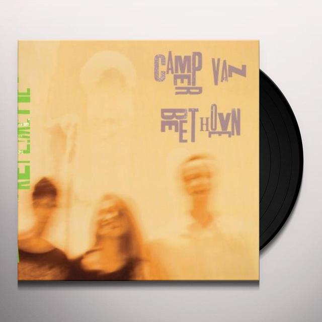 Camper Van Beethoven KEY LIME PIE Vinyl Record