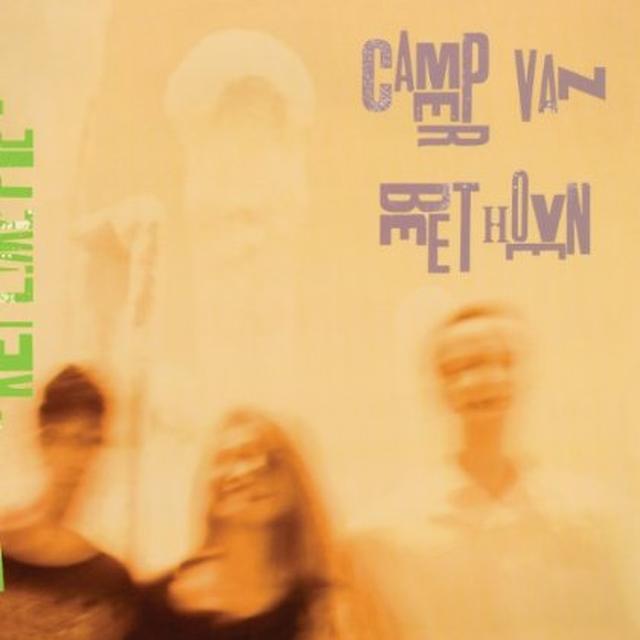 Camper Van Beethoven KEY LIME PIE Vinyl Record