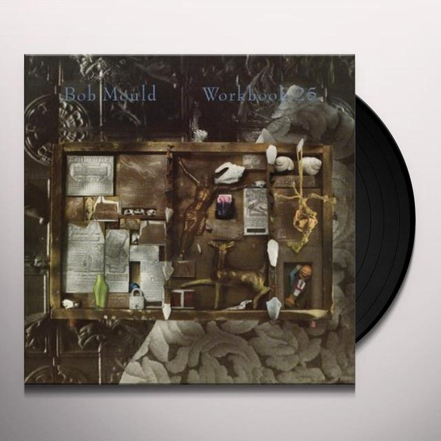 Bob Mould WORKBOOK 25TH ANNIVERSARY Vinyl Record