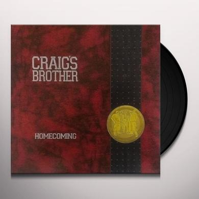 Craig'S Brother HOMECOMING Vinyl Record