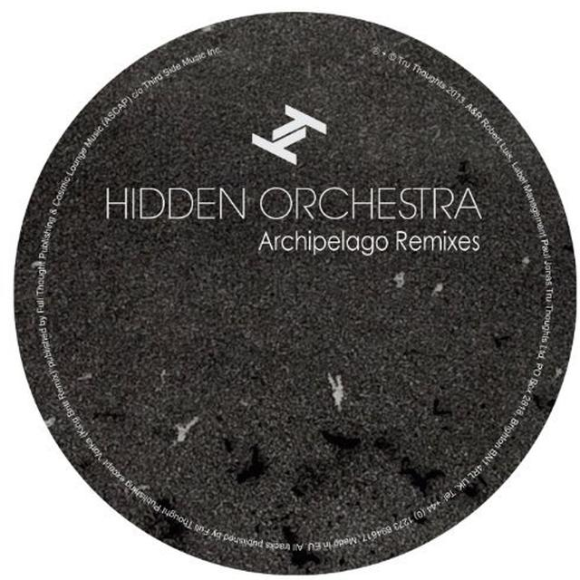 Hidden Orchestra ARCHIPELAGO REMIXES Vinyl Record