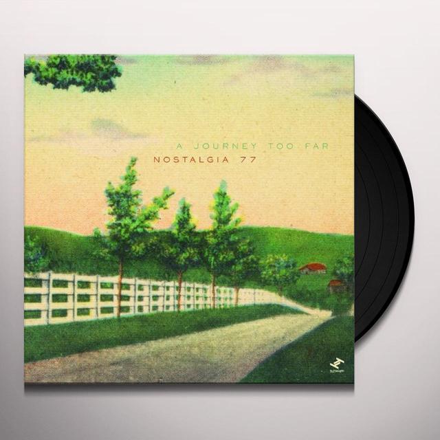 Nostalgia 77 JOURNEY TOO FAR Vinyl Record