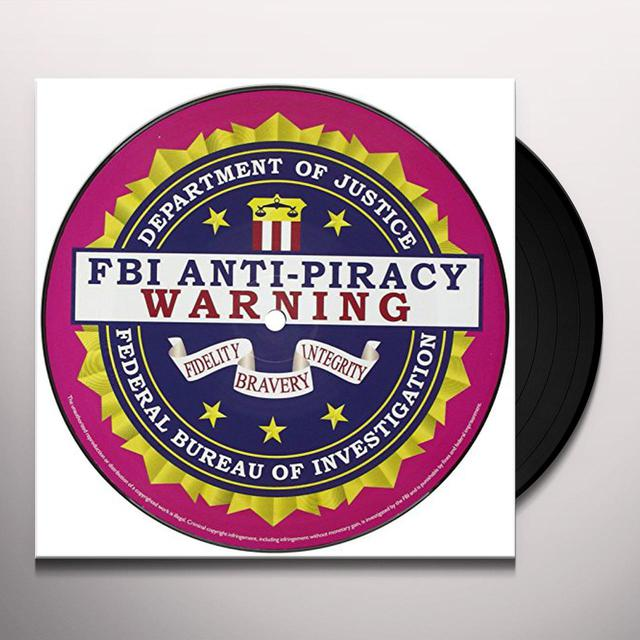 MS-BACK TO BLACK F Vinyl Record