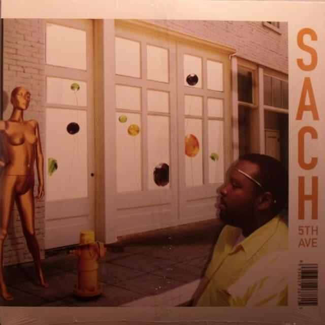 Omid SACH 5TH AVENUE Vinyl Record