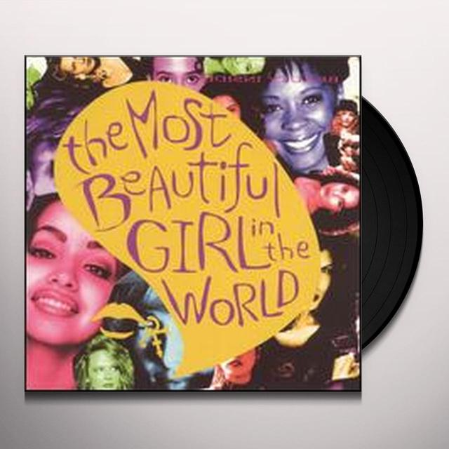 Prince MOST BEAUTIFUL GIRL IN THE WOR Vinyl Record