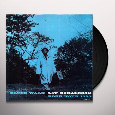 Lou Donaldson BLUES WALK Vinyl Record