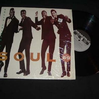 Bell'S Cellar Of Soul '89 O'JAYS MASQUERADERS Vinyl Record