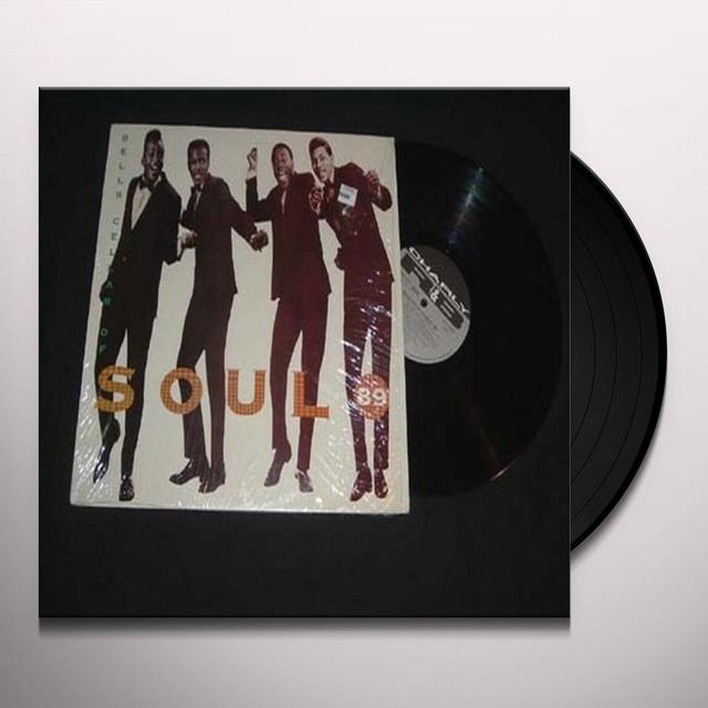 Bell'S Cellar Of Soul '89 O'JAYS MASQUERADERS Vinyl Record