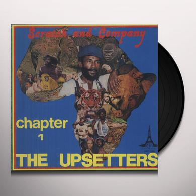 "Lee ""Scratch"" Perry UPSTTERS CHAPTER 1 Vinyl Record"