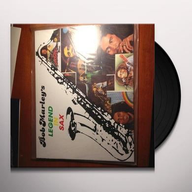 Bob Marley LEGEND IN SAX Vinyl Record