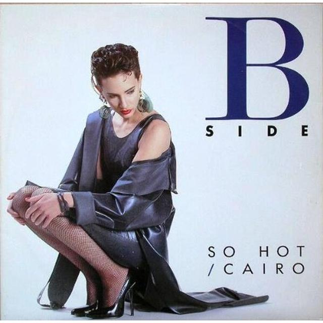B-Side WHAT I LIKE / SO HOT / CAIRO Vinyl Record