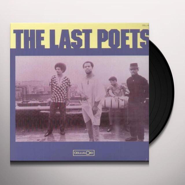 LAST POETS Vinyl Record