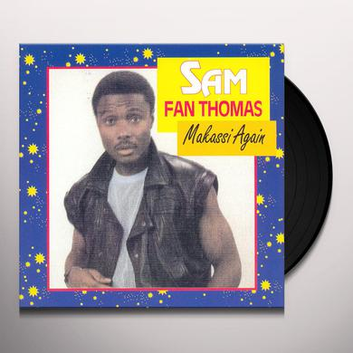 Sam Fan Thomas MAKASSI AGAIN Vinyl Record