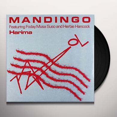 Mandingo / Hancock HARIMA Vinyl Record