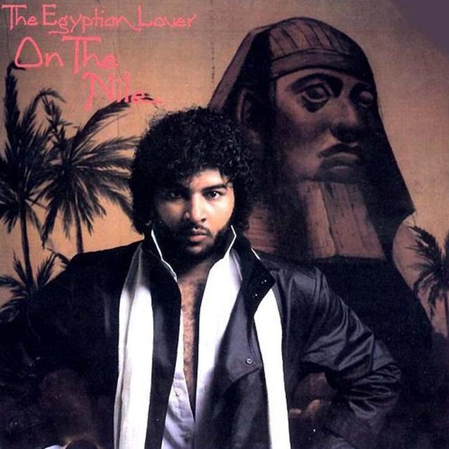 Egyptian Lover PLATINUM PYRAMIDS Vinyl Record