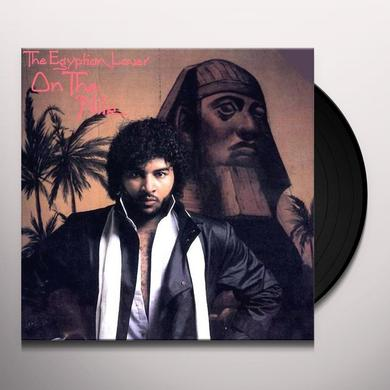 Egyptian Lover PLATINUM PYRAMIDS Vinyl Record