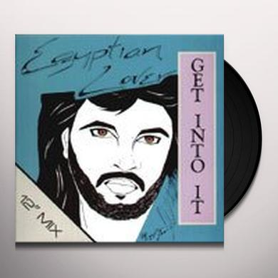 Egyptian Lover GET INTO IT Vinyl Record