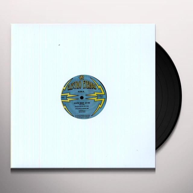 N.W.A. PANIC ZONE Vinyl Record