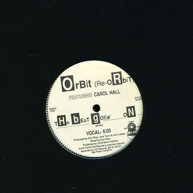 Orbit BEAT GOES ON Vinyl Record