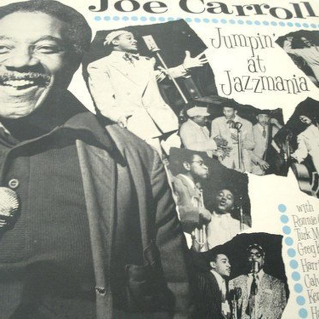 Joe Carroll JUMPIN' AT JAZZMANIA Vinyl Record