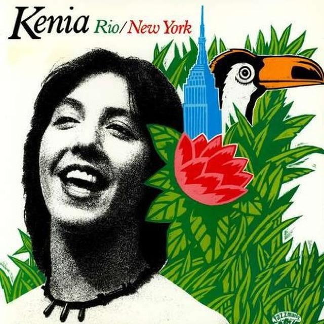 Kenia RIO / NEW YORK Vinyl Record
