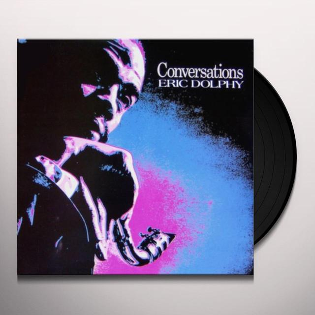 Eric Dolphy CONVERSATIONS Vinyl Record
