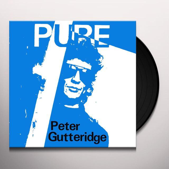 Peter Gutterridge PURE Vinyl Record