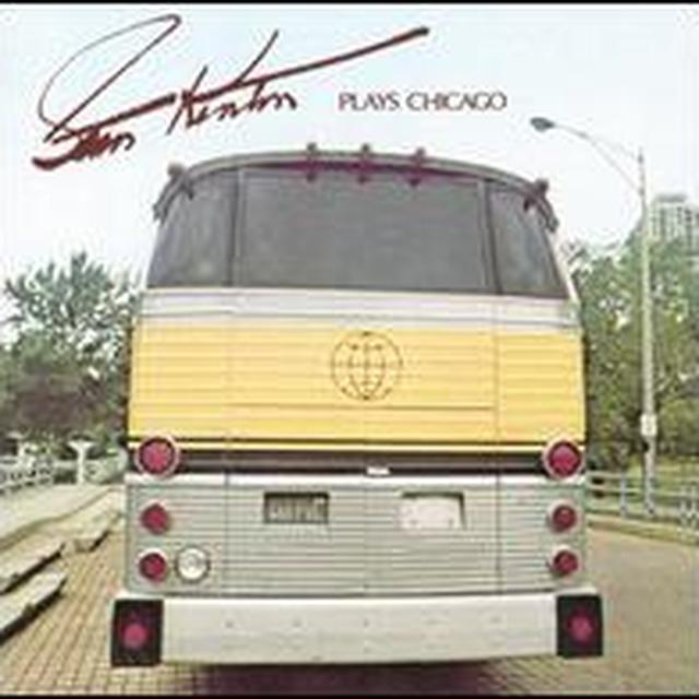 Stan Kenton PLAYS CHICAGO Vinyl Record