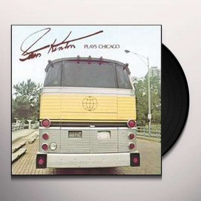 Stan Kenton PLAYS CHICAGO Vinyl Record