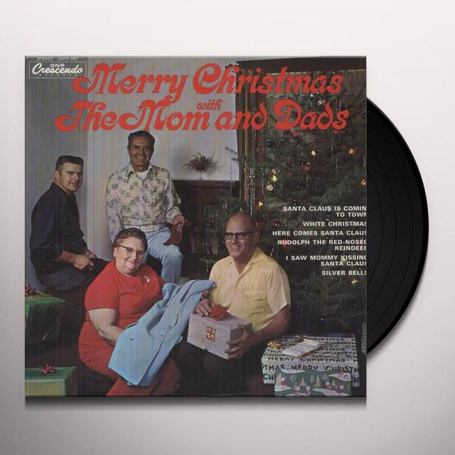 Mom & Dads MERRY CHRISTMAS Vinyl Record